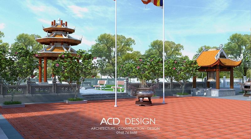 kiến trúc đình chùa Bắc Bộ