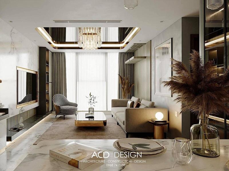 Thiết kế nội thất đơn giản đẹp được nhiều lựa chọn