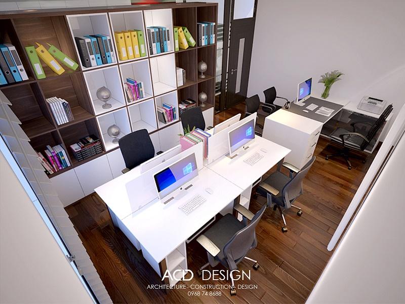 công ty thiết kế nội thất văn phòng