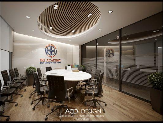 thiết kế nội thất văn phòng tại Hà Nội