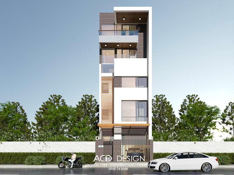 59+ mẫu thiết kế nhà phố đẹp với xu hướng mới